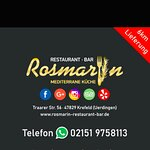 Rosmarin Restaurant-Bar Foto