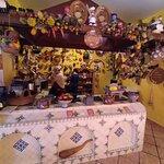 Una cocina muy tradicional