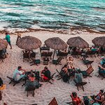 Foto de Fusion Beach Bar Cuisine