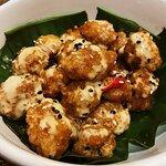 Nobu-style rock shrimp