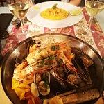seafood cataplana - wonderful