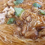 寶來 大腸麵線 香菇肉羹