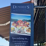 Zdjęcie Dundee's Restaurant on the Waterfront