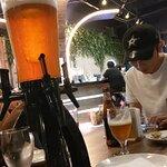 布娜飞比利时啤酒餐厅( 县民广场店)照片