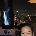 ภาพถ่ายของ Blue Sky Rooftop Bar