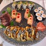 Bilde fra Adriatic Sushi & Oyster Bar Split