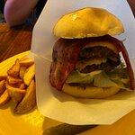 Gordie汉堡照片