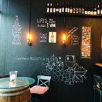 Bild från Swedish Wine Center Vinbar