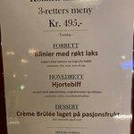 Bilde fra Dr. Holms Restaurant