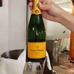 Un Buen Champagne para una buena comida