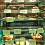 The Dangerous Kitchen, Takaka - delicious cabinet food too!
