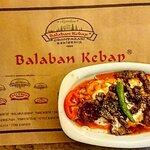 Köfte's Balaban Kebap resmi