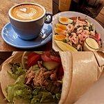 Bilde fra Bare Beppe kafé og litt til
