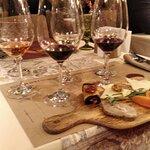 Дегустационный сет вина