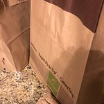 Sturdy takeout bags