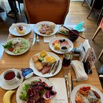 大仓久和饭店欧风馆自助餐照片