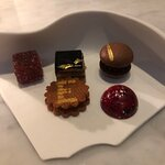 Petits fours, watch out if you don't like coffee