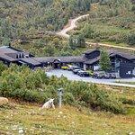 Bilde fra Sirdal Høyfjellshotell