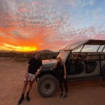Sonoran Desert Jeep Tour at Sunset