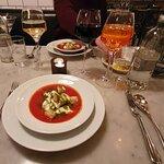 """Tomato soup """"Pappa al pomodoro"""""""