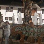 Foto Retama Machu Picchu