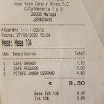 Cafe Madrid fényképe