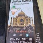 Billede af India House