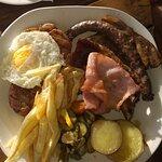 Foto de Die Stalle Restaurant