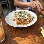 Pad Thai-This was good.