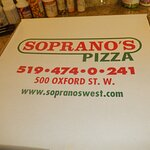 Soprano's is our #1 for pizza