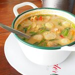 Seafood Spicy Soup (200.-)