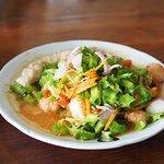Thai Winged Bean Salad (150-.)