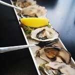 Coffin Bay oysters (very fresh!)