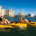 Hobie Pedal Kayaking Adventure in the Ten Thousand Islands
