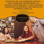 Restaurante La Compostura