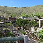 Blick über die Ageda Richtung Pico do Espigao.