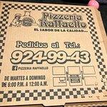 Foto de Rafaello's Pizza