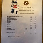 Photo of Posthotel Rossli Restaurants Stubli und Alti Post