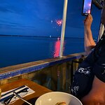 Seafront Dining, with Fireworks Show!