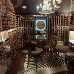 Wine cellar- extensive!!