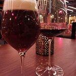 Veldig god Irish coffee som ble en fin avslutning på en veldig fin kveld!