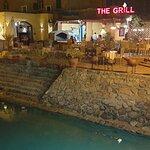 Bilde fra The Grill