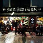 صورة فوتوغرافية لـ Hafiz Mustafa 1864