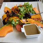 Salade végétarienne à 16 euros !