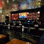 Picture of the bar at Los Toros - great selection