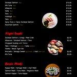 Ảnh về Qualicum Sushi