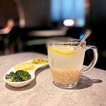 麥米薏米檸檬水