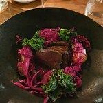 Venison & Assorted Cabbage