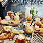 Brunch im Bayon Coffee Shop
