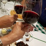 Brindando com Montepulciano D'Abruzzo